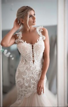 Angelic by Naama and Anat Couture available at The Blushing Bride boutique in…