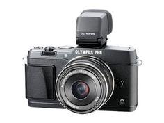 """Olympus E-P5 - Cámara EVIL de 16.1 Mp (Kit cuerpo con 17mm, f/1.8 y visor electrónico VF-4, pantalla 3"""", estabilizador, grabación de vídeo), Negro B00CPLP45S - http://www.comprartabletas.es/olympus-e-p5-camara-evil-de-16-1-mp-kit-cuerpo-con-17mm-f1-8-y-visor-electronico-vf-4-pantalla-3-estabilizador-grabacion-de-video-negro-b00cplp45s.html"""