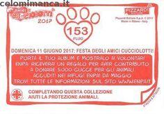 Amici Cucciolotti 2017: Card Back n. 153 ..trovi il tempo per consolare un amico..