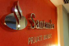 santander banking Implantacin de nueva im - banking Santander Bank, Private Banking, Neon Signs, Ideas, Banks, Thoughts