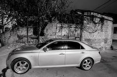 Tbilisi, Old Town, Georgia, 2017 #tbilisi #georgia #gruzie #old #town #night #car #auto #street #house
