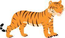 Free Tiger Clipart - Clip Art Pictures - Graphics - Illustrations Popup Menu, Photograph Video, Classroom Clipart, Graphic Illustration, Illustrations, Clip Art Pictures, Baby Clip Art, Bengal Tiger, Animals Images