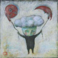 cloud up! up! - Kana Handel