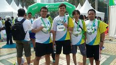 Finisher @BPJS Fun Run 13 Desember 2015