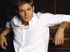 Jenson Ackles. Plays Dean Winchester on Supernatural and is kind of flawless. That is all.