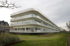 Gallery of Residence Wellington Oostend / BURO II - 1