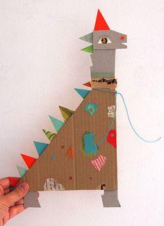 Dragon: Paperfriends by Blanca Helga