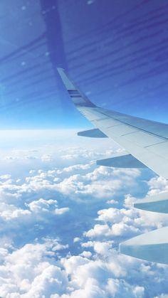 Photo Airplane View