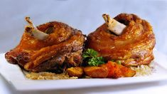Nutella, Pork Hock, Bologna, Tandoori Chicken, Bacon, Food And Drink, Cooking Recipes, Favorite Recipes, Beef