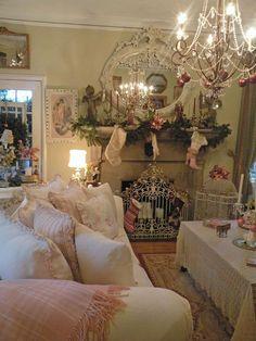 Sweet Eye Candy Creations: My Christmas Home