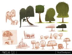 Nikolas Ilic: Designer / Visual Development Artist | Visual Development