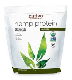 Organic Protein, Organic Superfoods, Vegan Protein, High Protein, Hemp Protein Powder, Banana Madura, Organic Hemp Seeds, Plant Protein, Sports Nutrition