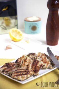 Matt Preston's garlicy and herby chicken. Recipe Master, Masterchef Australia, Preston, Yummy Food, Yummy Recipes, Nom Nom, French Toast, Recipies, Easy Meals