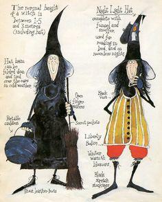 [ Halloween Quotes : Illustration Description witches- too funny Holidays Halloween, Vintage Halloween, Halloween Crafts, Happy Halloween, Halloween Clothes, Baba Yaga, Samhain, Fantasy, Cartoon Kunst