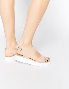 PRODUCT CODE: 803101 / ASOS FLYNN Jelly Sandals £12.00