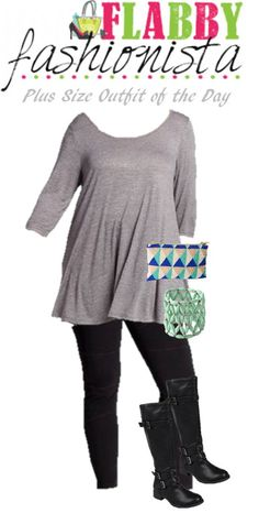 a377a1c3d5b7b Today s Plus Size Outfit of the Day is a neutral outfit with gorgeous  colorful Noonday Jewelry! Pops of color make a perfect accessory!