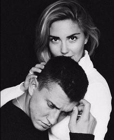 Pavel and Agata