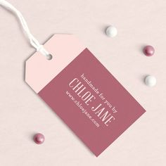 Custom Clothing Tags Custom Business Card Tag Hang Tag Custom