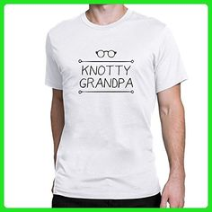 Site Athletics Knotty grandpa T-Shirt - Relatives and family shirts (*Amazon Partner-Link)