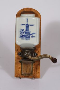 Old Arabia coffee mill from Finland