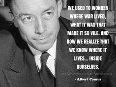 Philosophy Theories, Albert Camus Quotes, Where Is My Mind, Writers And Poets, Hard Truth, Meaning Of Life, Beautiful Words, Great Quotes, Wise Words