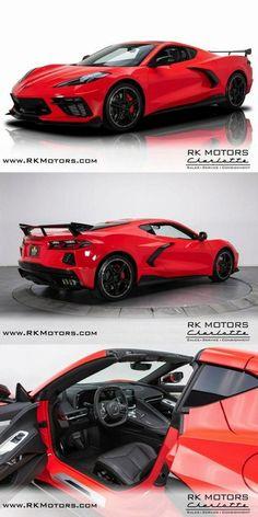 Supercars For Sale, Chevrolet Corvette, Super Cars, Ali, Cutaway, Ant