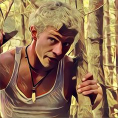 Matt Brown ♥ —  abp-app-art: Matt Brown. made with Prisma.