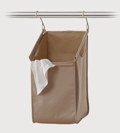 RV Quick Tips: RV Dirty Laundry   Get A Hanging Laundry Bag. One