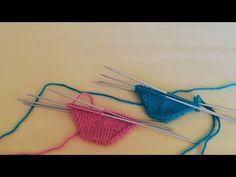 Beş şiş patik/patik nasıl başlanır/patik nasıl yapılır - YouTube Knitting Designs, Clothes Hanger, Crochet Bikini, Amigurumi, Sneaker, Coat Hanger, Closet Hangers, Amigurumi Patterns, Clothing Racks