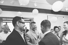 Photojournalistic Toronto Wedding Photo, by Paul Krol