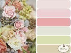 paleta de cores casamento rústico - Pesquisa Google