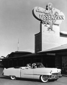 1950 - Desert Inn opens at 3145 Las Vegas Blvd. South, on the Las Vegas Strip