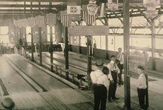 Bowling at Cedar Point. Flashback Friday, Cedar Point, Sandusky, OH