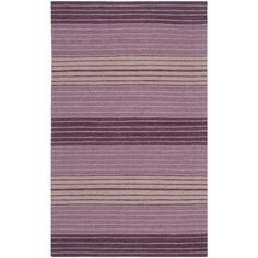 Safavieh Hand-woven Marbella Lilac Wool Rug (2'3 x 4')   Overstock.com Shopping - The Best Deals on Accent Rugs