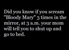 unlike other urban legends, this is true
