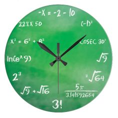 Sheldon Cooper Clock - Mathematics Quiz for Geeks We provide you all shopping site and all informations in our go to store link. You will see low prices onDeals Sheldon Cooper Clock - Mathematics Quiz for Geeks lowest price Fast Shipping and save your money Now!!...