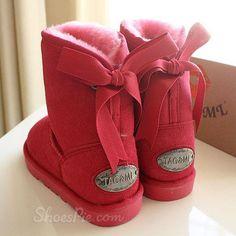 nice Shoespie Sweet Warm Plush Lining Snow Boots