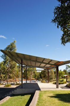 Linear Park, Ropes Crossing Picnic Shelters - Fleetwood Urban