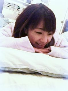 寝起きドッキリの時の夜…石田あゆみちゃーん↑↑↑↑↑↑✨楽しかった〜|道重さゆみオフィシャルブログ「サユミンランドール」Power...
