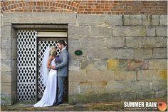 Megan and Shannon | Photographer Summer Rain Photography | Rustic wine cellar shot | On the grounds of Eschol Park House | Macarthur Wedding Venue