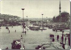 1960 lı yıllarda Üsküdar meydanı -