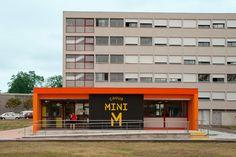 Великолепный продуктовый магазин Mini-M от Mataly Crasset & Praline во Франции