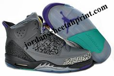 check out 45167 53e1f Cheap Son Of Mars Bordeaux Black Cool Grey Purple Jordan Shoes 2013 Coming  Out 512245 108