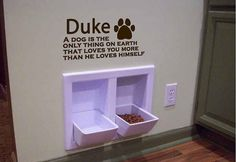 Personalized A Dog is the Only thing on earth by designstudiosigns, $30.00