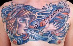 Steve Roberts Tattoos