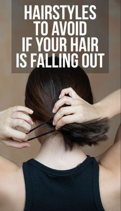 Learn more on SheFinds! Beauty Makeup Tips, Beauty News, Beauty Skin, Tight Braids, Hair Issues, Hair Falling Out, Celebrity Hair Stylist, Beauty Magazine, How To Make Hair