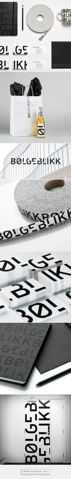 Bølgeblikk - Tank Design branding packaging