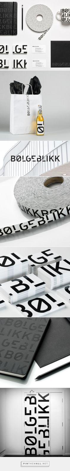 Bølgeblikk - Tank Design branding packaging and more curated by Packaging Diva PD. Who speaks Norwegian : )