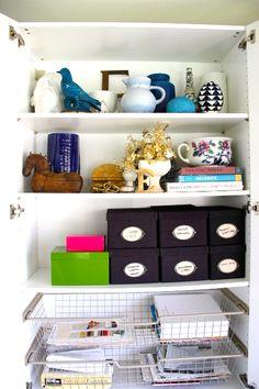 Ikea PAX cabinet.