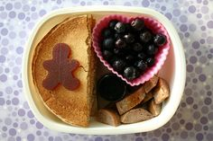 ideas for what to put into your kid's bento lunch box
